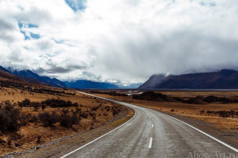Albert Oriol «Дороги новой Зеландии» - №2