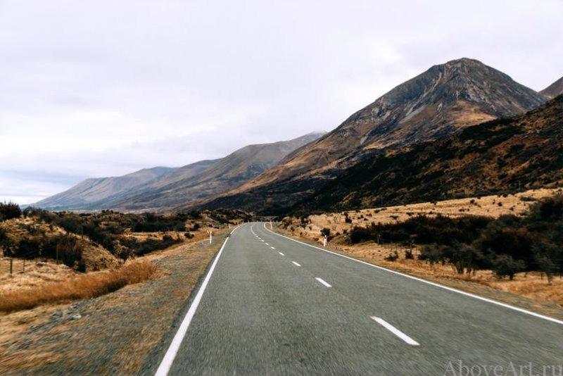 Albert Oriol «Дороги новой Зеландии» - №10