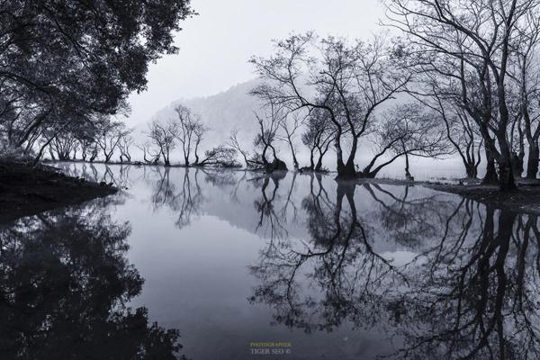Невероятные корейские пейзажи. - №10