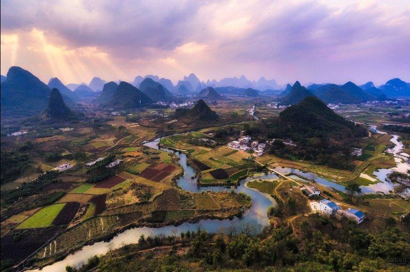 Китай - №1
