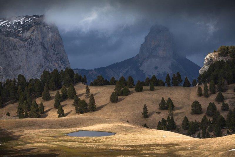 Красота французских альп - №11