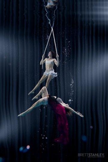"""Brett Stanley """"Подводный цирк"""" - №9"""