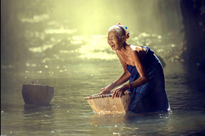 """""""Азия"""" в фотографиях Jakkree Thampitakku - №14"""