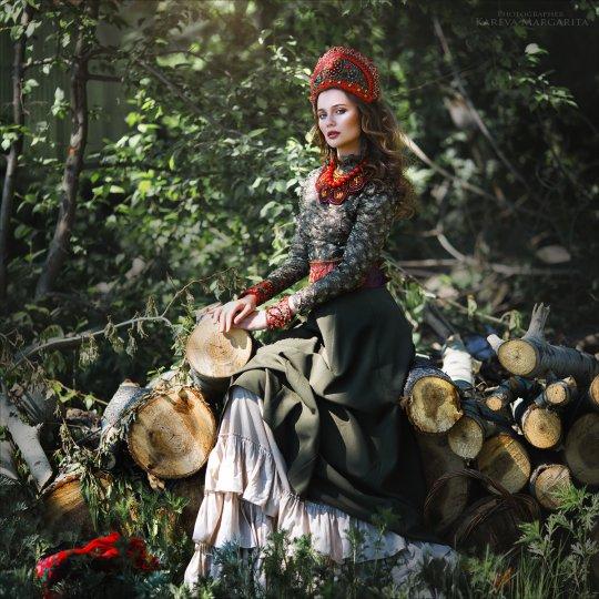 Margarita Kareva - №29