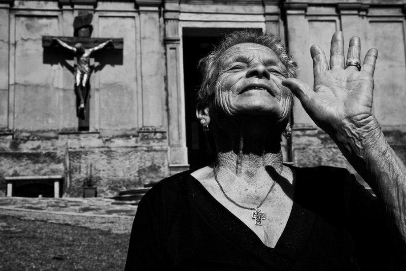 Итальянский фотограф Раффаэле Монтепаоне - №25