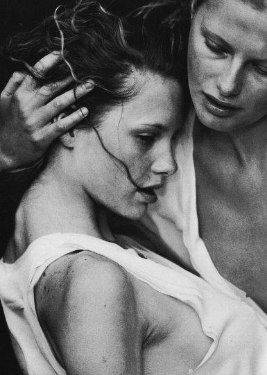 Красота в портретах Петера Линдберга - №30