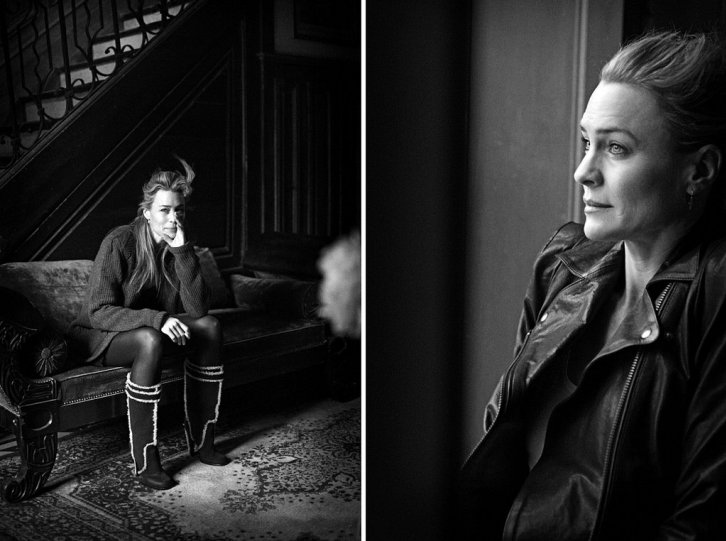 Красота в портретах Петера Линдберга - №18