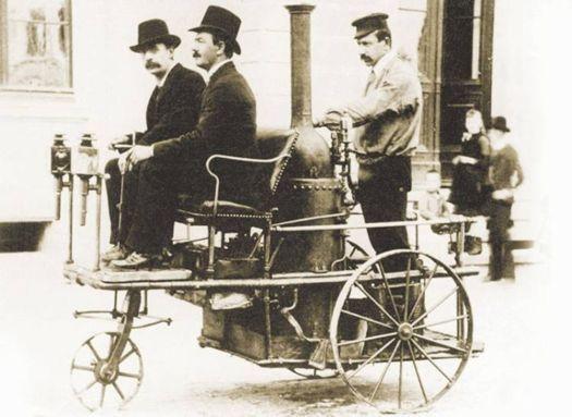 Уильям Мэрдок и первая паровая карета