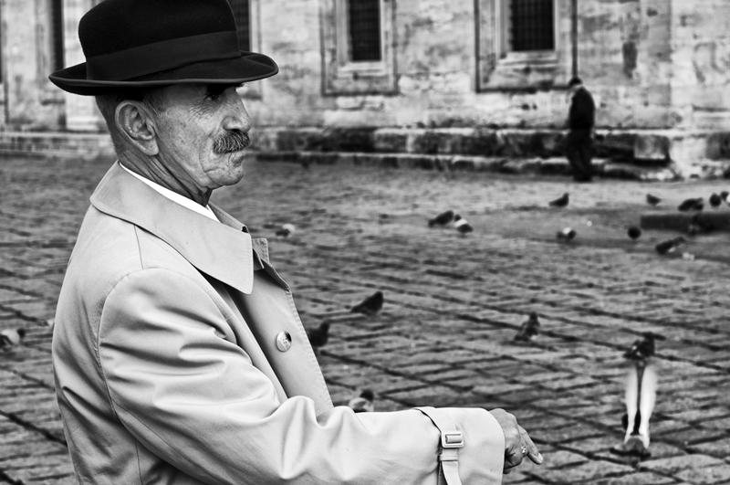 Стамбул в уличных фотографиях Мустафы Дедеоглу - №7