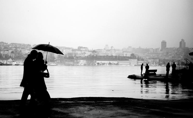 Стамбул в уличных фотографиях Мустафы Дедеоглу - №19