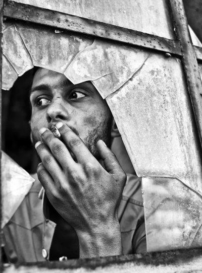 Стамбул в уличных фотографиях Мустафы Дедеоглу - №24