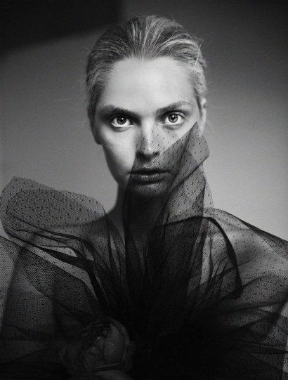 Фэшн-фотографии Оливера Сталманса - №20