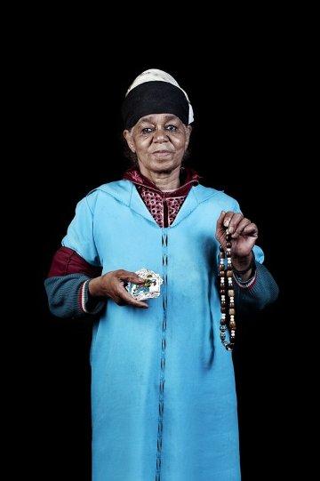 Портреты от Лейлы Алауи - №7