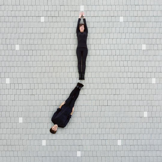 Даниэль Руэда и Анна Девис - №18