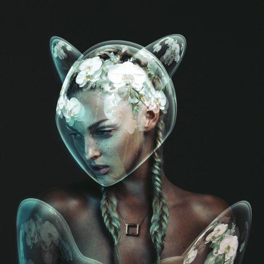 Экстравагантные фотографии моды Брайана Зиффа - №3