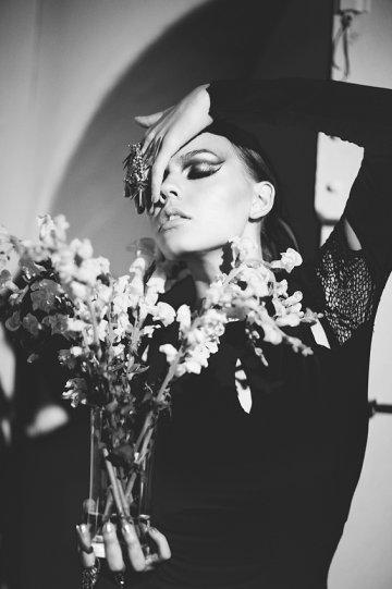 Экстравагантные фотографии моды Брайана Зиффа - №20