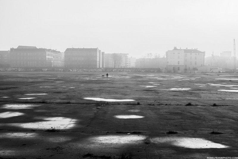 Красота минимализма в фотографиях Павла Франика - №15