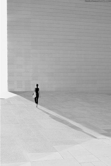 Красота минимализма в фотографиях Павла Франика - №23