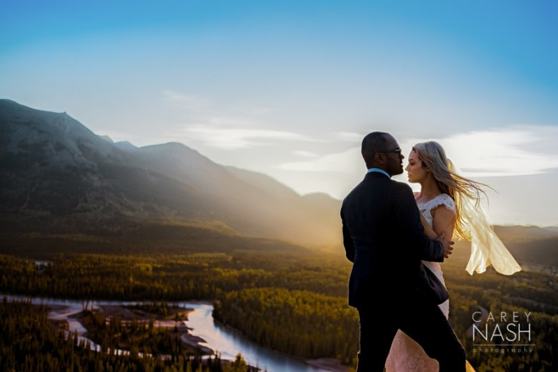 Необычные свадебные фотографии от Кэри Нэша - №19