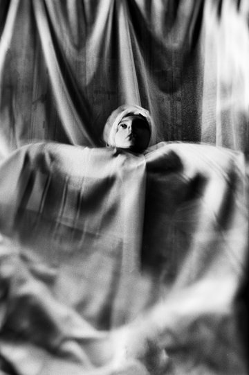 Загадочные образы в фотографиях Аты Пташич - №14
