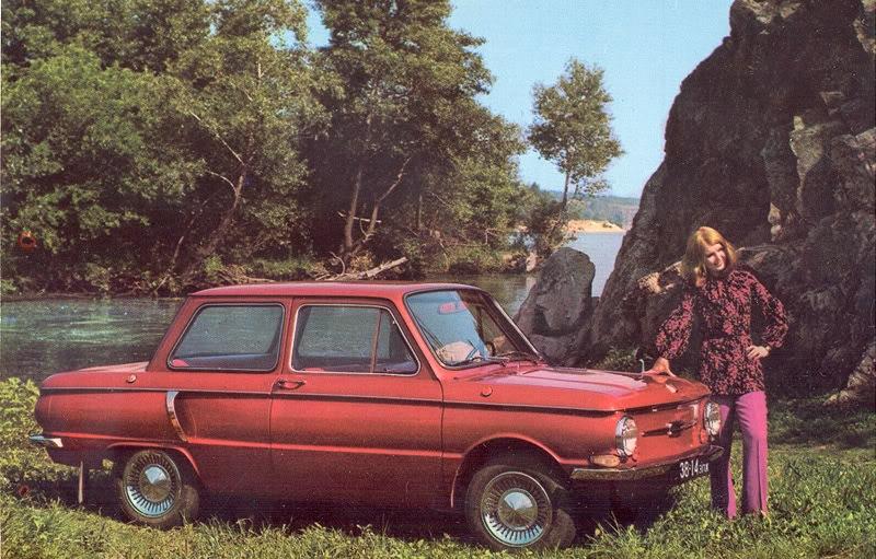 ЗАЗ-968 (1971-1979)