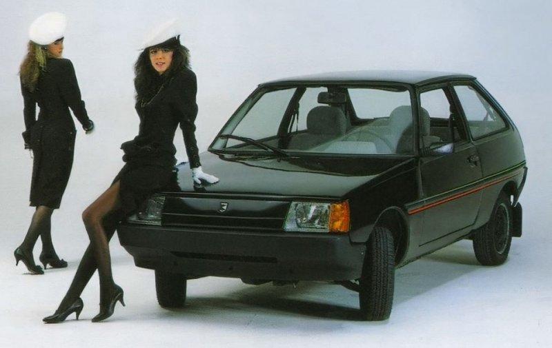 ЗАЗ-1102 «Таврия» (1987-2007)
