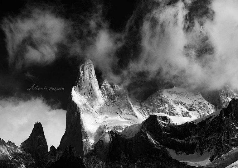 Вечные поиски вдохновения Alexandre Deschaumes - №14
