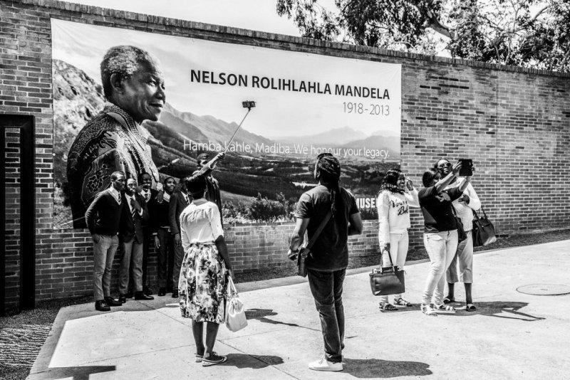 Автор фото: Аннетт ван Дейк-Лик. «Музей апартеида»