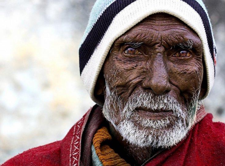 Люди из разных уголков мира - №10