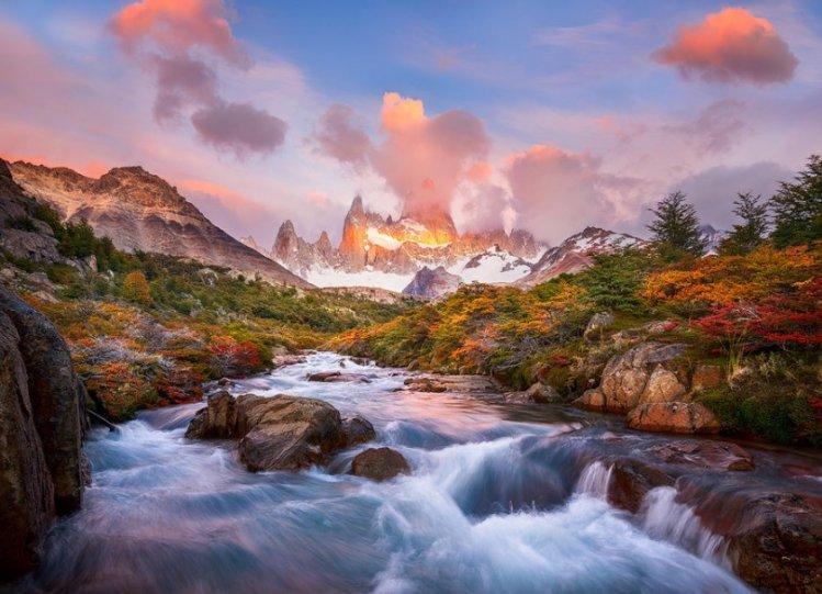 Первозданная красота природы в пейзажной фотографии - №6