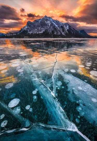Первозданная красота природы в пейзажной фотографии - №17