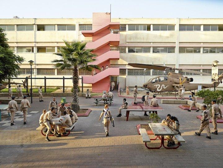 Школа «Хольц», Тель-Авив, Израиль