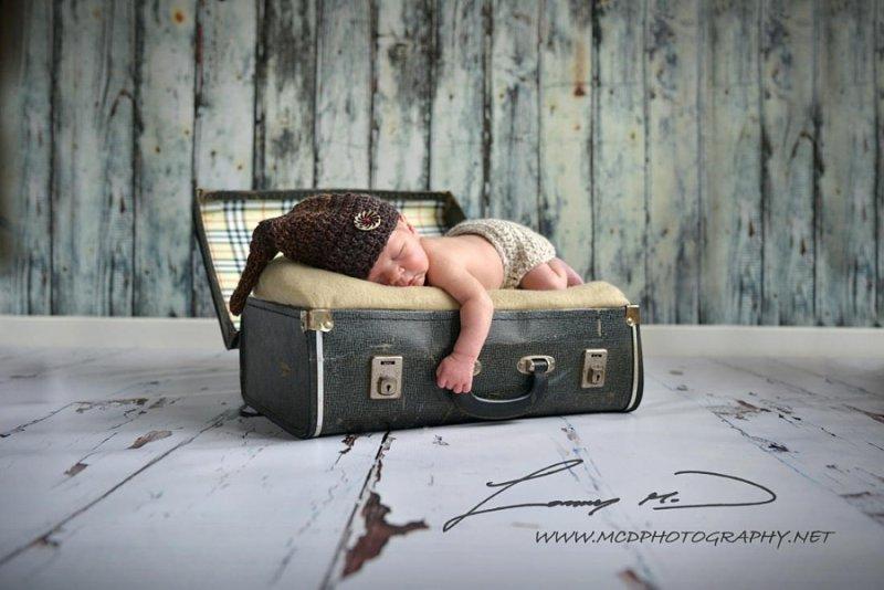 Фотографии младенцев, которые растопят любое сердце! - №9