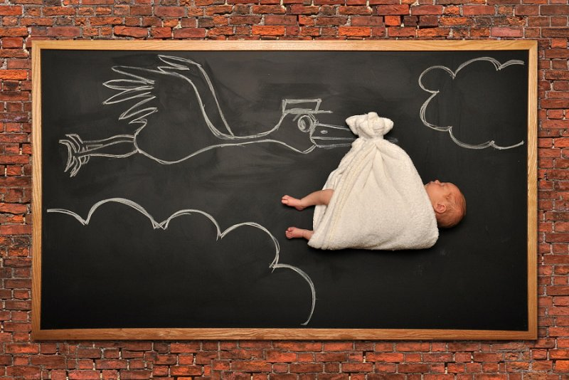Фотографии младенцев, которые растопят любое сердце! - №13