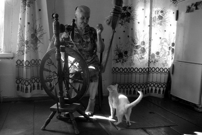 «Бабушка». Автор фото: Лилия Даричева