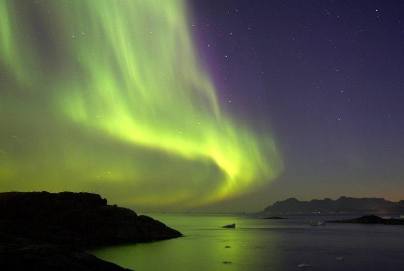 Йёкюльсаурлоун — ледниковая лагуна в Исландии