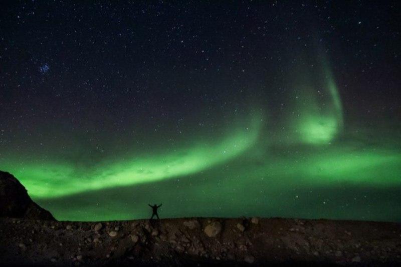 Кируна — самый северный город Швеции