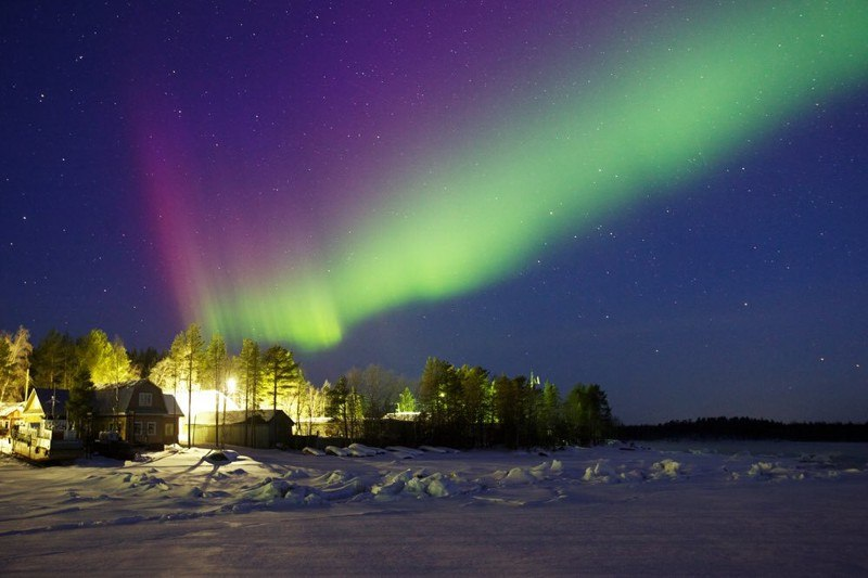 Тромсе — город в Норвегии