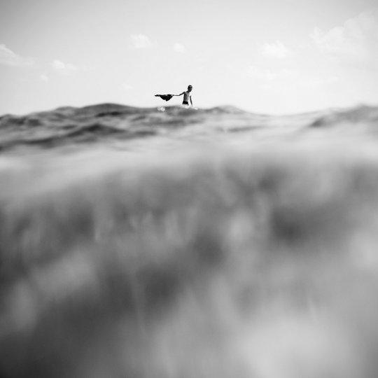 «Шепот волн». Автор фото: Эльвира Крушельницка, Польша.