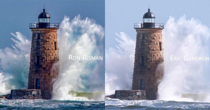 Как два фотографа случайно сделали одинаковые снимки и выясняли авторство - №1
