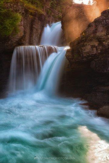 Национальный парк Глейшер - №8