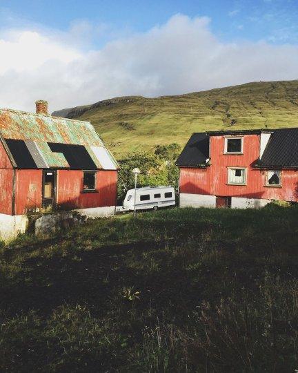 Фарерские острова от Василия Воротникова - №14