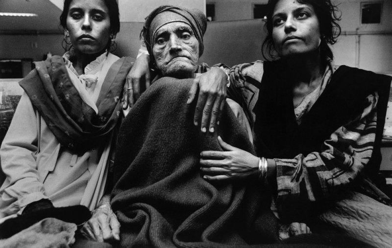 Индия в объективе легендарного Рагху Рая - №9