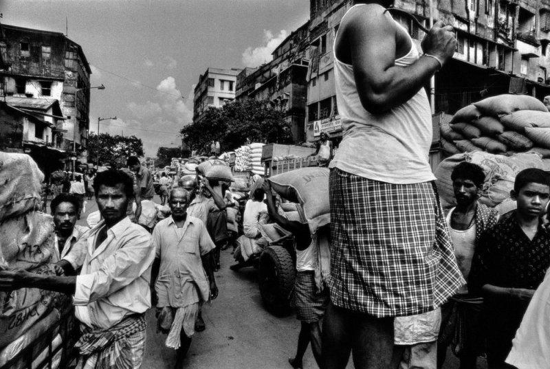 Индия в объективе легендарного Рагху Рая - №11