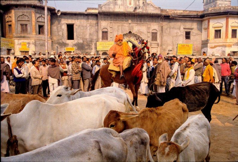 Индия в объективе легендарного Рагху Рая - №35