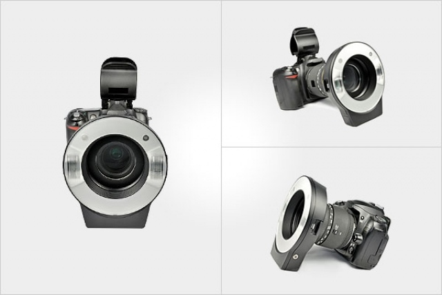 Виды вспышек для фотоаппаратов - №3