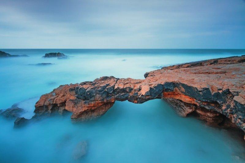 Красивые пейзажные фотографий со всей Земли - №5
