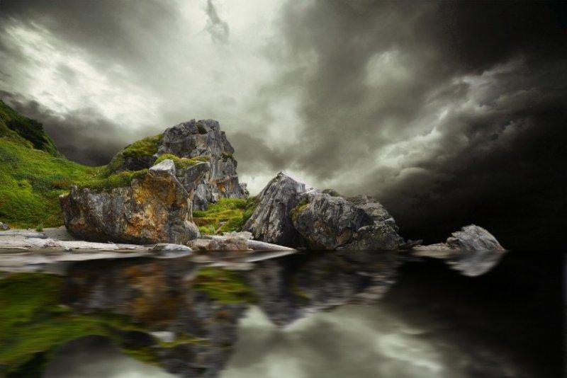 Красивые пейзажные фотографий со всей Земли - №14
