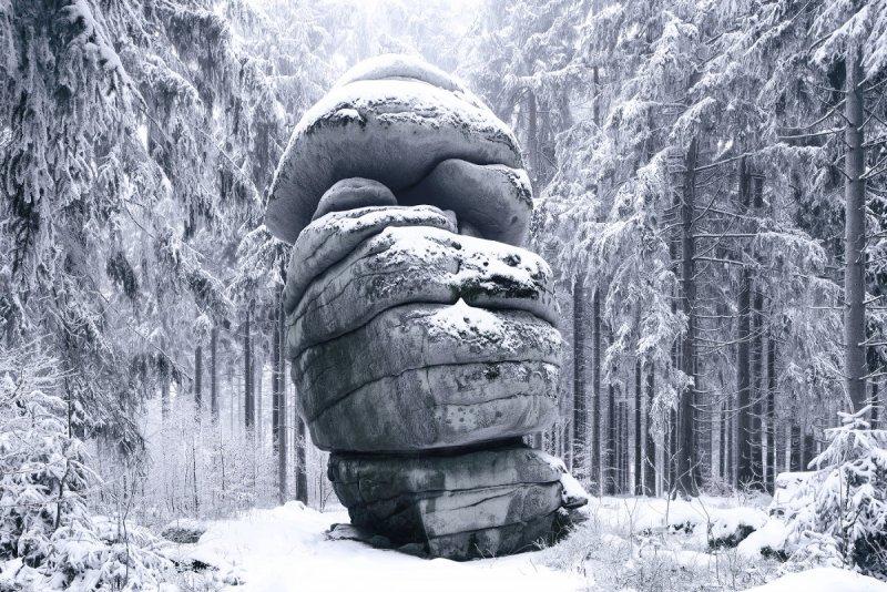 Килиан Шоенбергер «Зимняя сказка» - №4