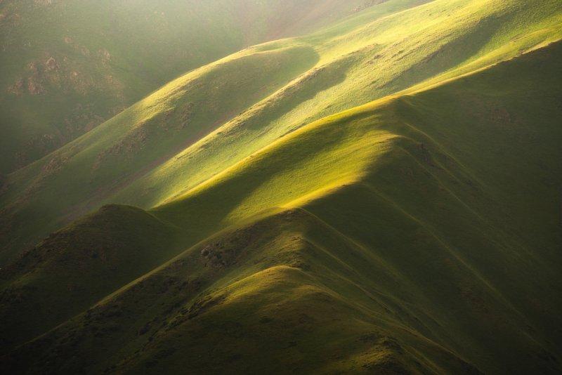 Потрясающие пейзажи Киргизии - №1